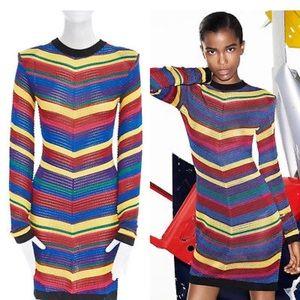 Balmain multicolored dress